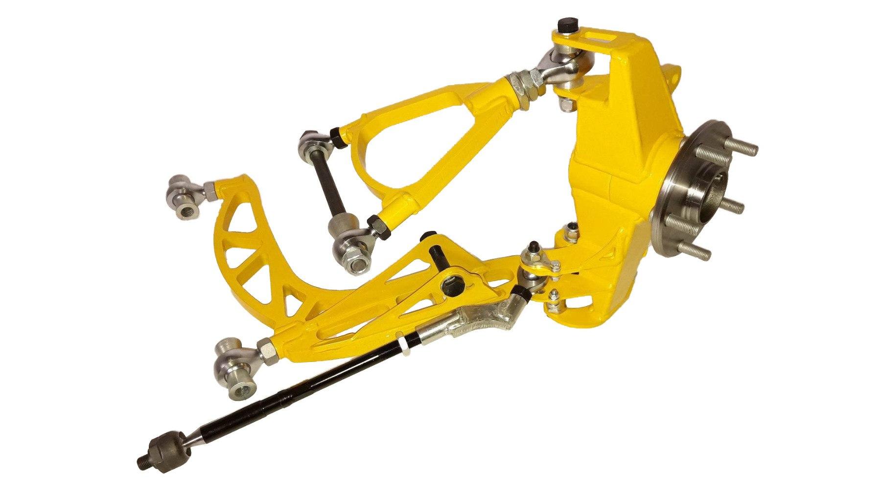 "Zestaw skrętu Toyota Supra MK4 (18"" wheels only) FAT - GRUBYGARAGE - Sklep Tuningowy"